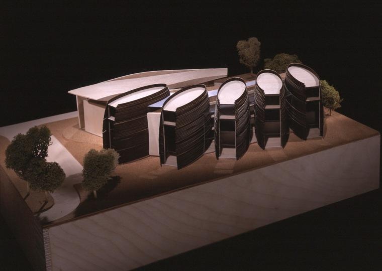 模型01 model01-大连幼儿园第3张图片