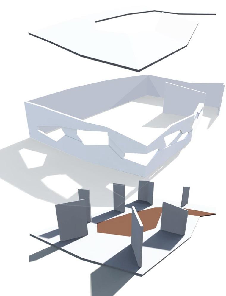 等角视图 isometric-WEDGE-1商务中心第17张图片