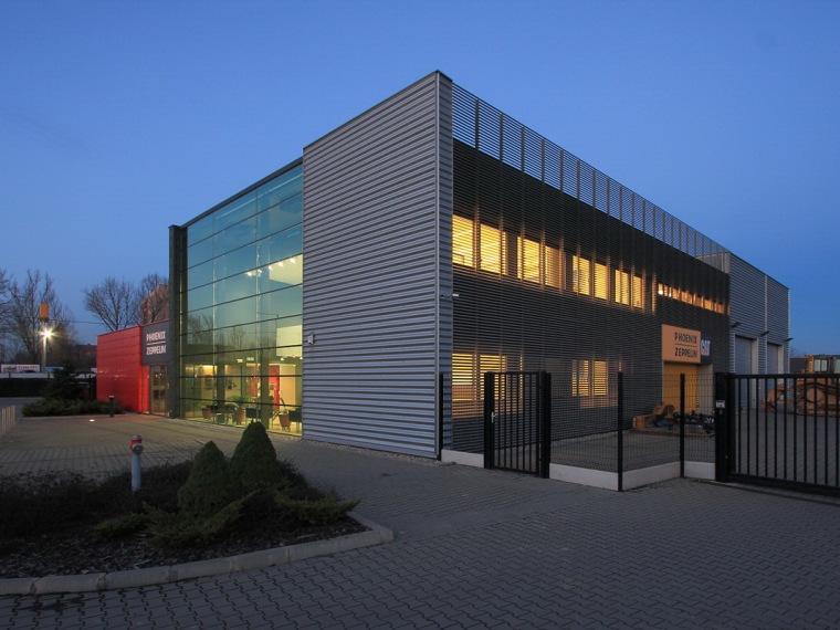 管理和服务大楼第1张图片