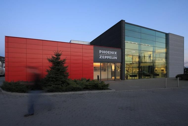 管理和服务大楼第2张图片