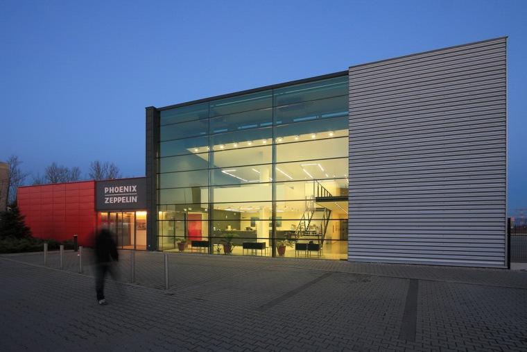 管理和服务大楼第3张图片