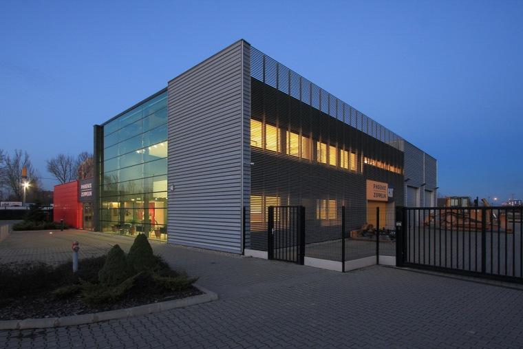 管理和服务大楼第4张图片
