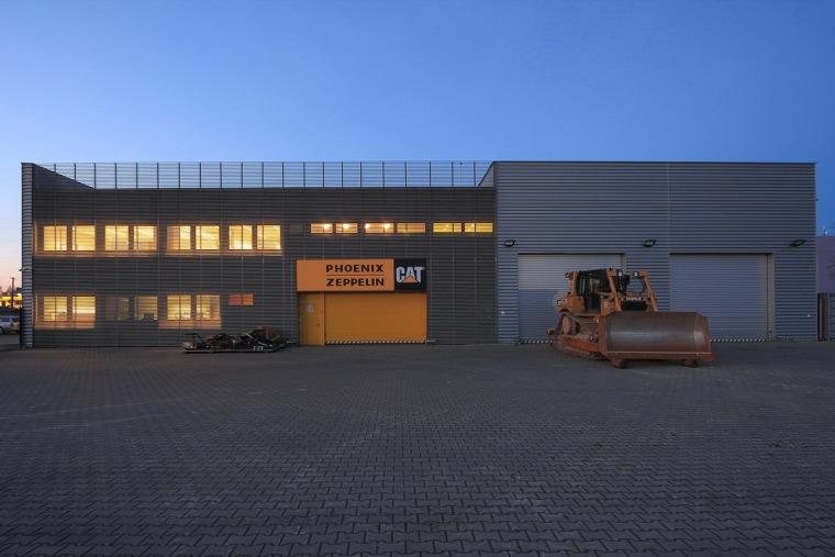 管理和服务大楼第6张图片