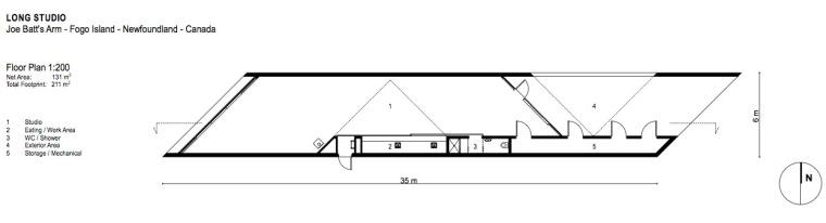 平面图 floor plan-福戈岛工作室第25张图片