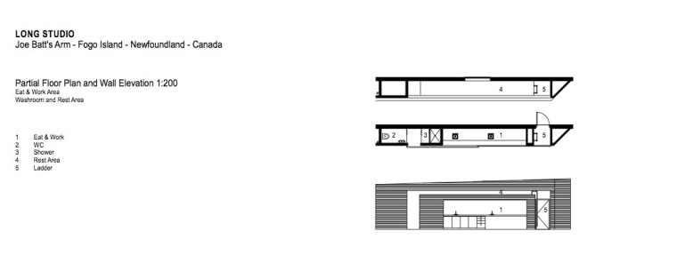 平面图&立面图 floor plan &-福戈岛工作室第26张图片