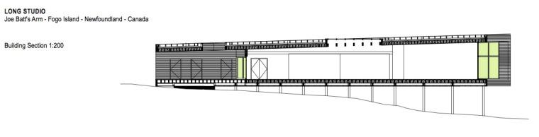 剖面图 section-福戈岛工作室第27张图片