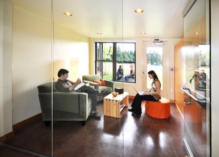 巴斯蒂尔大学学生公寓第10张图片