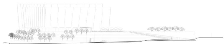 立面图01 elevation01-圣乔斯马瑞艾斯奎瓦教堂第10张图片