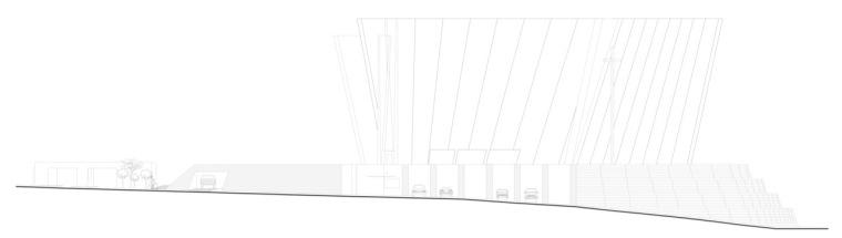 立面图02 elevation02-圣乔斯马瑞艾斯奎瓦教堂第11张图片