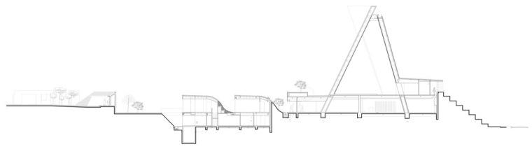 剖面图02 section02-圣乔斯马瑞艾斯奎瓦教堂第15张图片