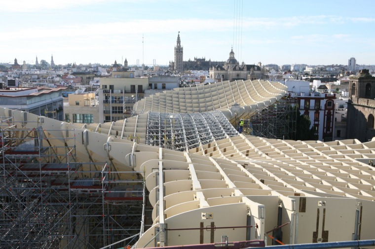 都市大阳伞第2张图片