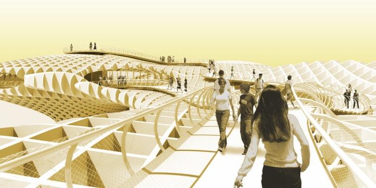 都市大阳伞第17张图片