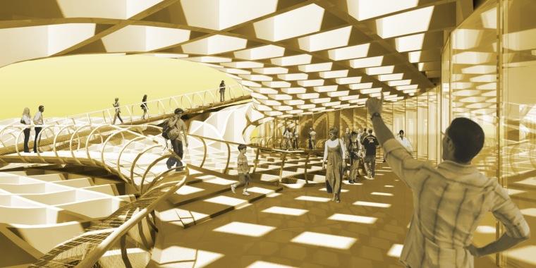 都市大阳伞第19张图片