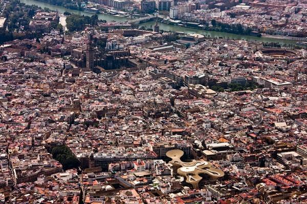 都市大阳伞第55张图片