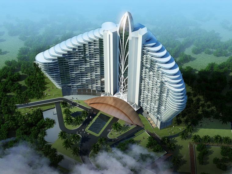 三亚海棠湾红树林酒店