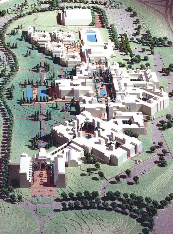 埃及开罗的美洲大学第5张图片