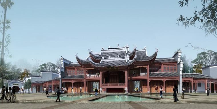 仙桃刘口文化美食街第4张图片