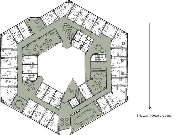赫德利•布尔中心-平面图01 hedley bull floor pla-赫德利•布尔中心第12张图片