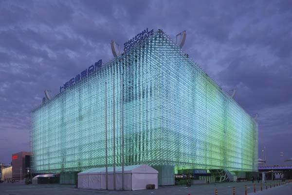西北角-2010年上海世博会-上海企业联合馆第6张图片