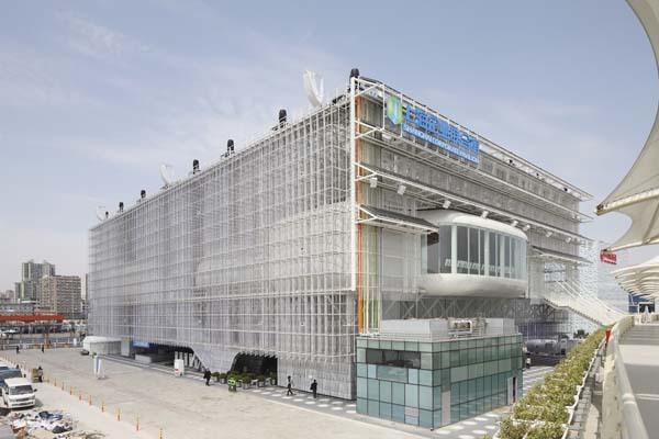 西南角-2010年上海世博会-上海企业联合馆第9张图片