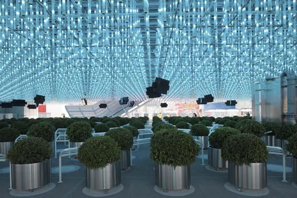 一层等候区-2010年上海世博会-上海企业联合馆第10张图片