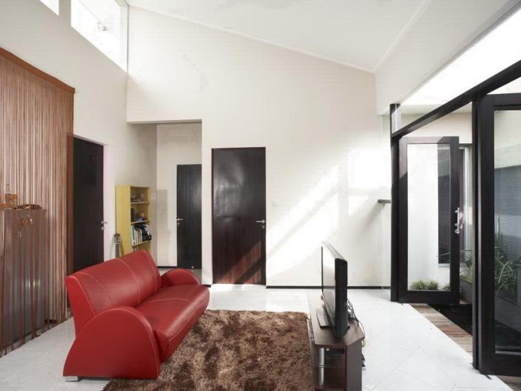 垂直条形码住宅第1张图片