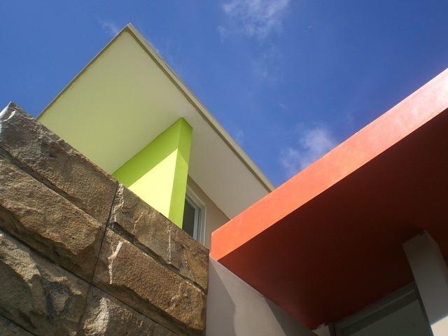 垂直条形码住宅第3张图片