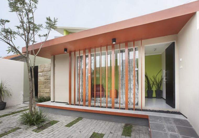 垂直条形码住宅第4张图片