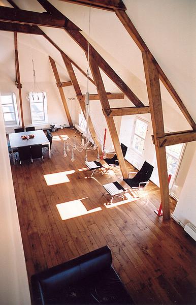 纪念性学校建筑改建阁楼第7张图片