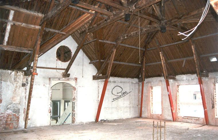 纪念性学校建筑改建阁楼第8张图片