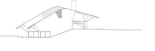 立面图 elevation-格伦伊格尔斯社区中心第15张图片
