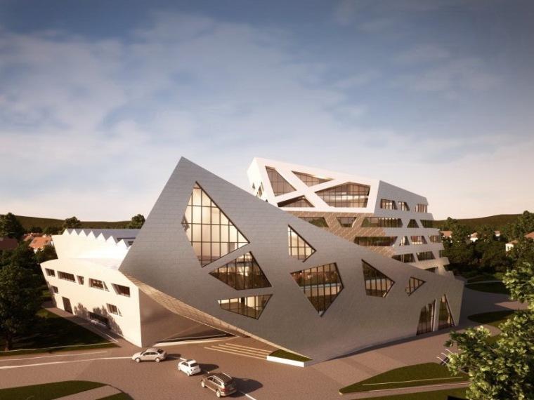 卢内堡大学里伯斯金大楼