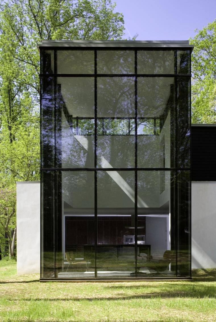 黑白住宅第12张图片