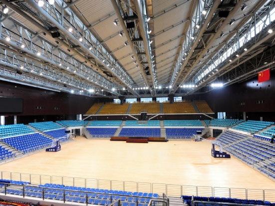 广州市黄埔区体育中心体育馆建筑设计