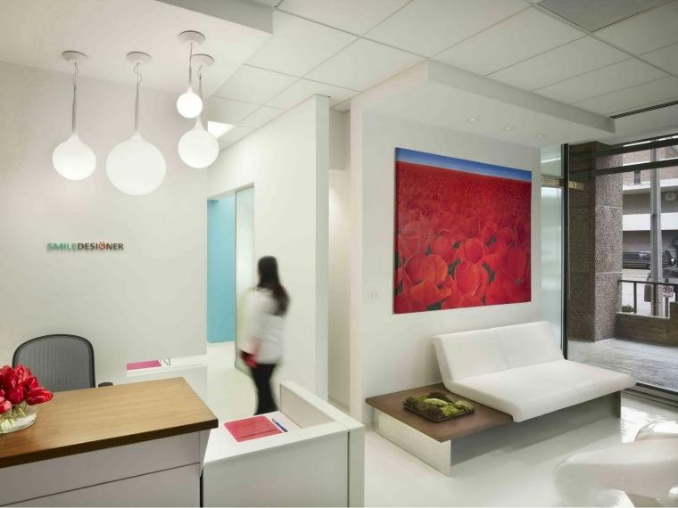 阿林顿牙科诊室