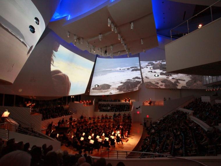 新世界中心音乐教学楼