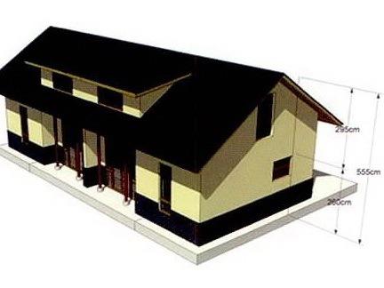 民乐村农宅重建设计方案