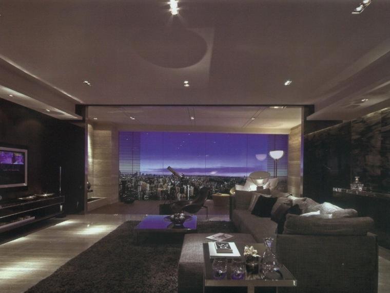 梦想中的现代家居装修