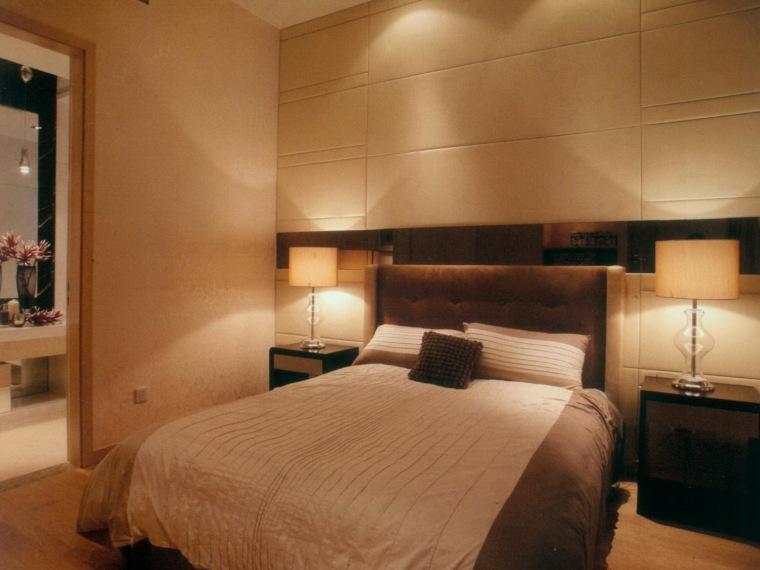 简洁明快的房间装饰