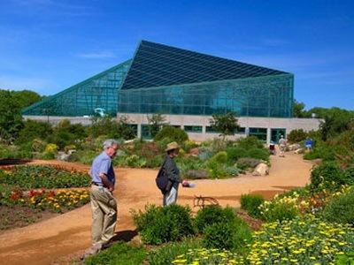 格兰德河植物花园