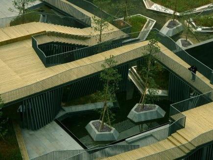 广东省深圳市中科研发园景观设计