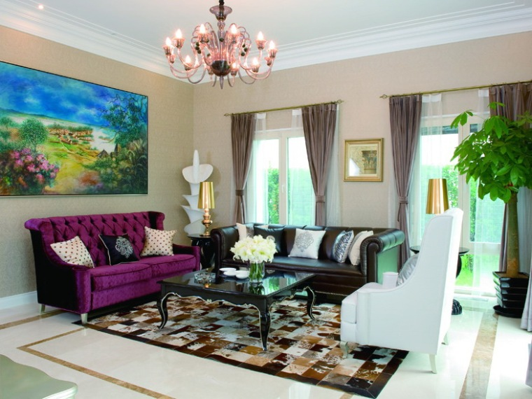 现代创新别墅空间设计