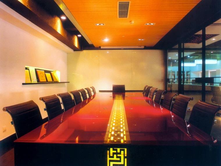 深圳浪威装饰设计工程公司办公室