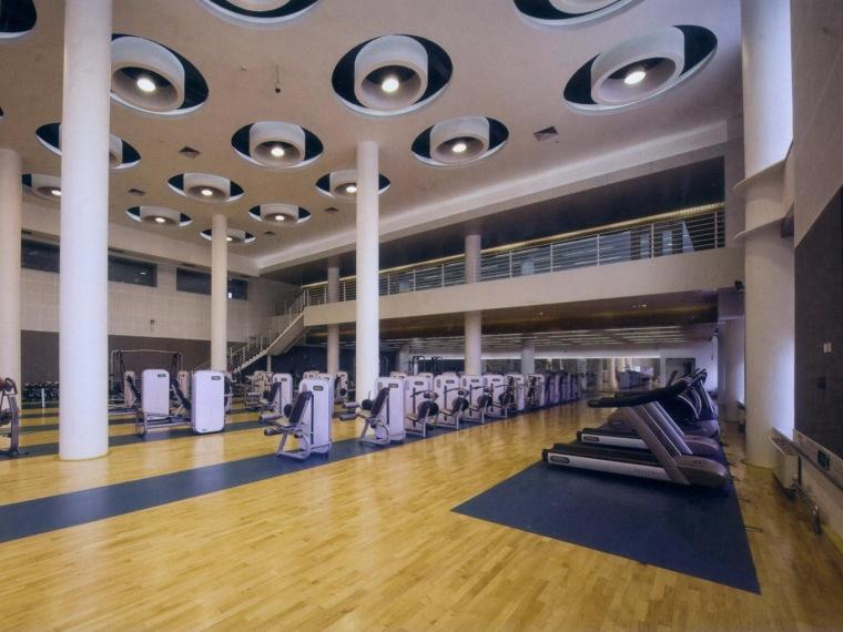 北京体育大学国家队训练基地综合馆