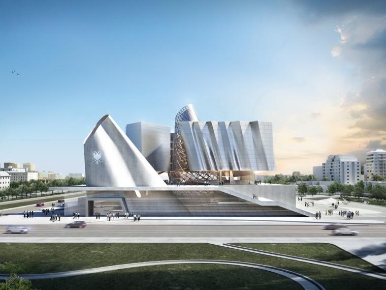 阿尔巴尼亚议会大楼