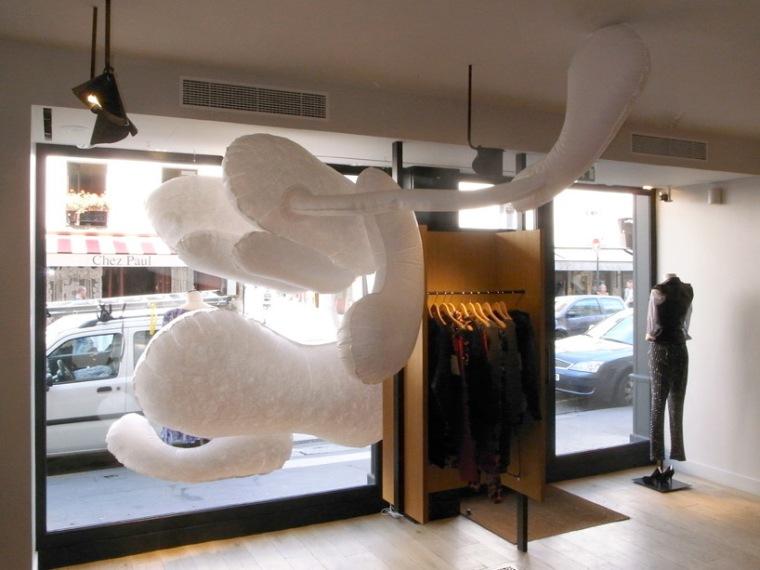 伊莎贝尔·玛兰精品时装店