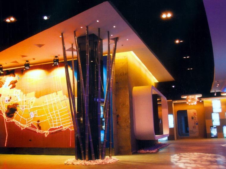 台州市路桥区规划展览馆室内及布展设计