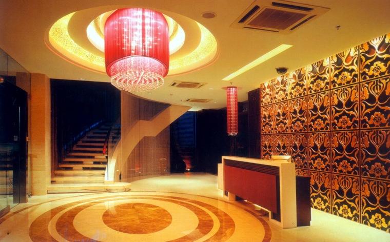 江苏省太湖干部疗养院项目餐厅
