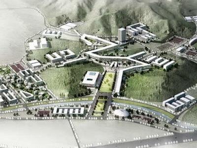 深圳市建筑设计研究总院有限公司南方科大设计方案