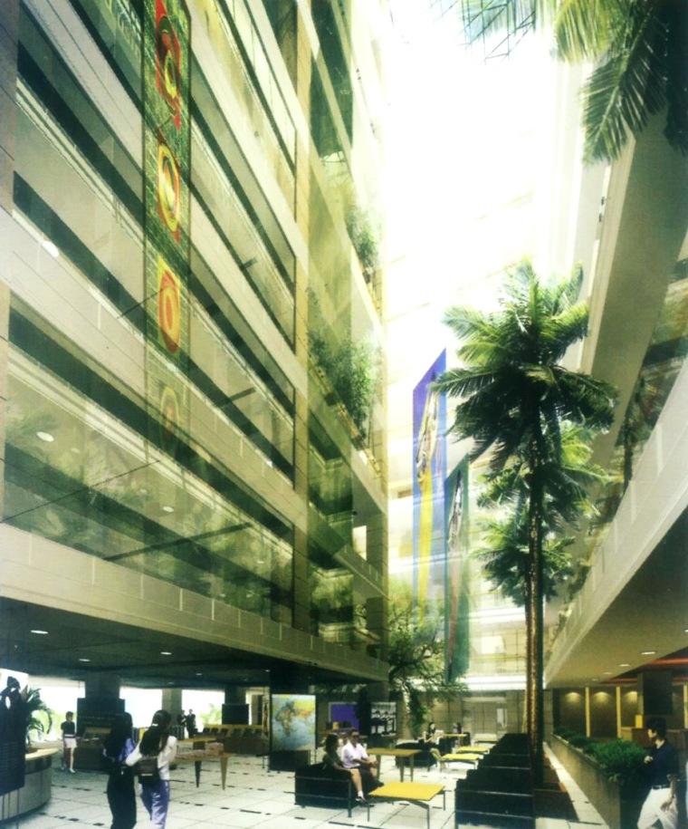 上海外国语大学出版社办公楼设计